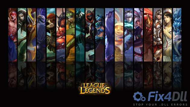 League of Legends d3dx9_39.dll fix