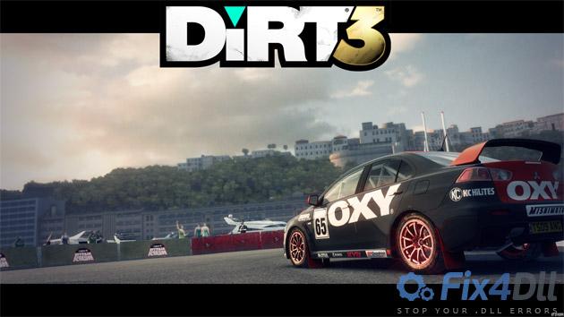 Dirt-3-openal32.dll-fix