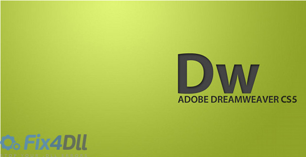 dreamweaver-mfc110u.dll-missing-fix