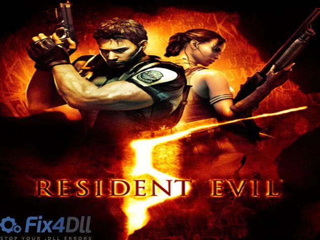 resident-evil-5-xinput1_3.dll-missing