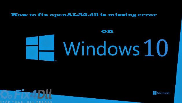 openal32.dll-fix-Windows-10