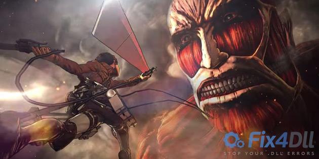 Attack-on-Titan-vcomp110.dll-missing-fix
