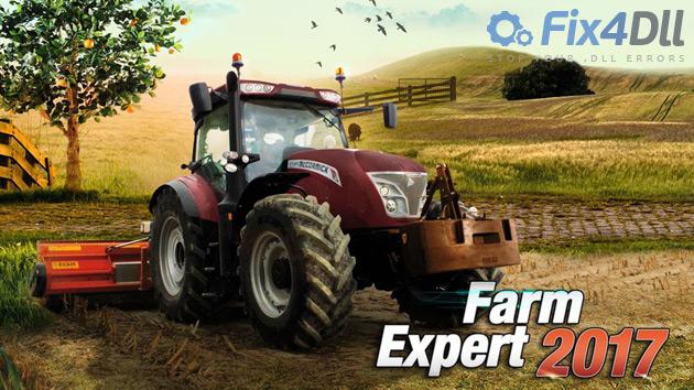 farm-expert-2017-d3d11-dll-misisng
