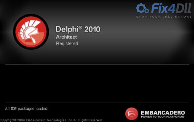 delphi-midas-dll-missing